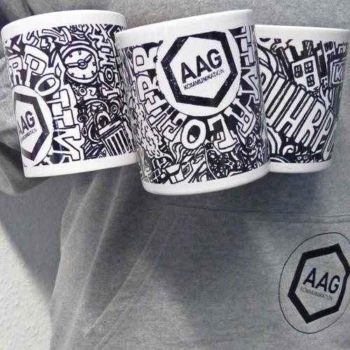 "Bock auf ""Art"" A la Ruhrpott? AAG-Ruhrpott-Love-Kreationen …"