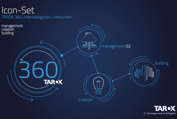 <strong>Entwicklung von Themen-Icons - TAROX<span>IT-Technologie made im Ruhrgebiet | TAROX AG</span></strong><i>→</i>