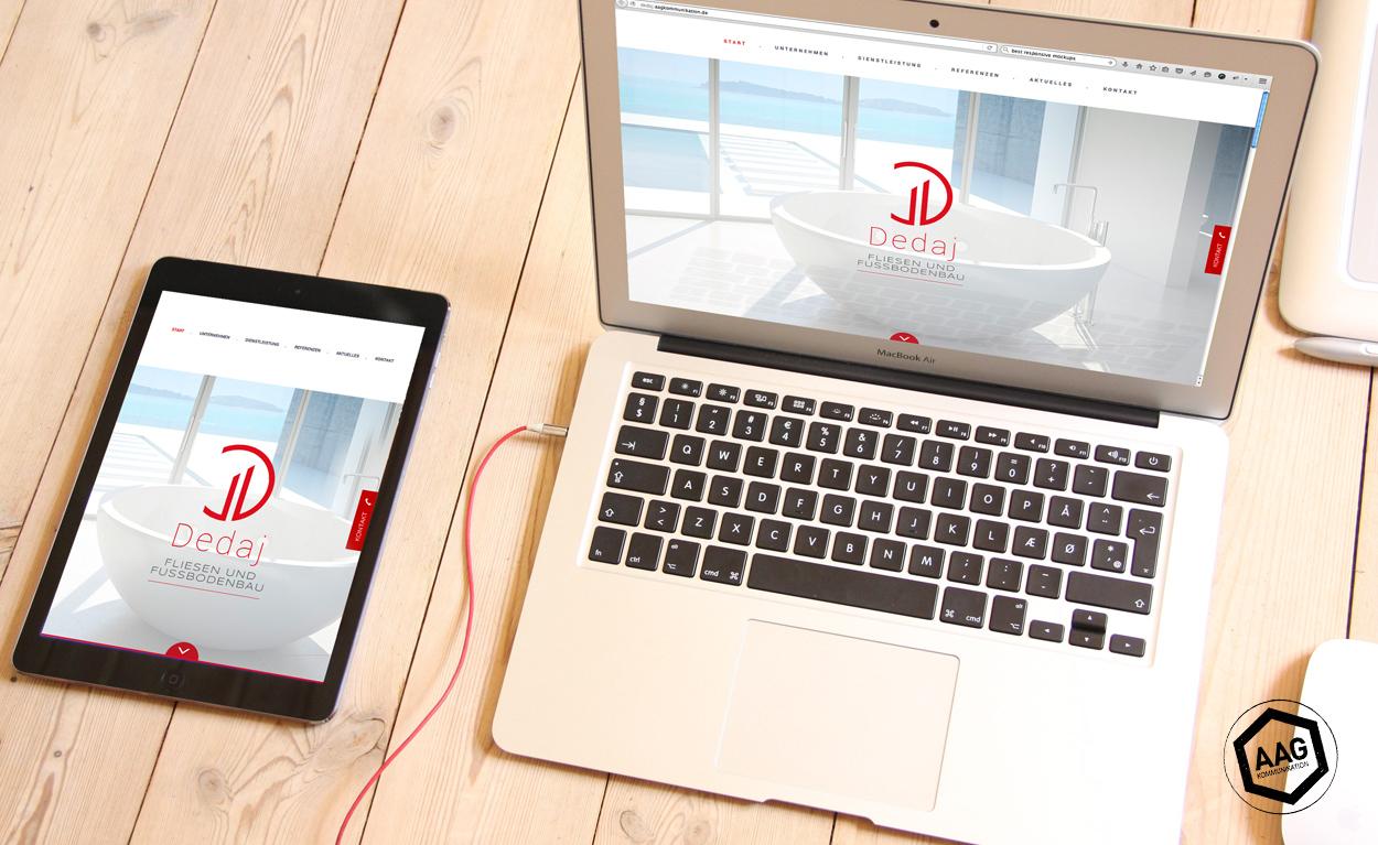 Homepage -  Fliesenbau Dedaj