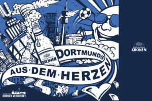 <strong>Illustration für Dortmunder Kronen.<span>Radeberger Gruppe // Dortmunder Kronen</span></strong><i>→</i>