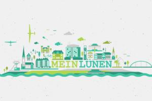 <strong>Stadt Lünen - Skyline Stadt Lünen<span>Stadt Lünen</span></strong><i>→</i>