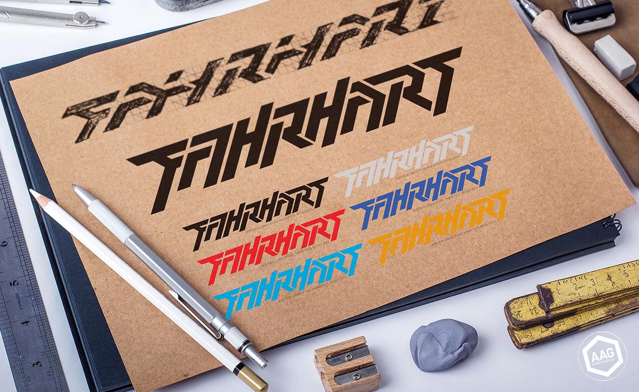 Unternehmenslogo - FAHRHART