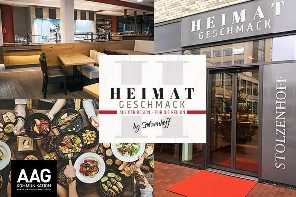 """100 Prozent Food-Design-Balance – """"Heimatgeschmack"""""""