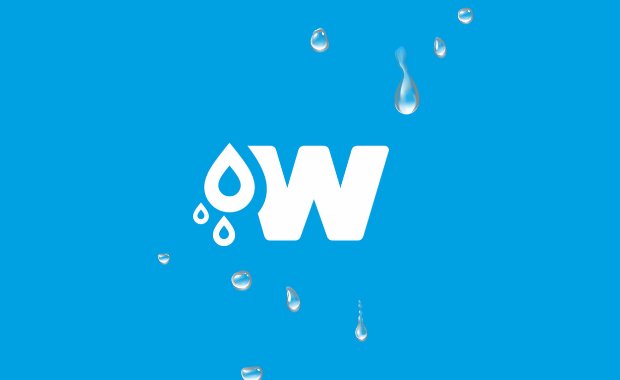 Das Logo der Wiehler Wasser Welt