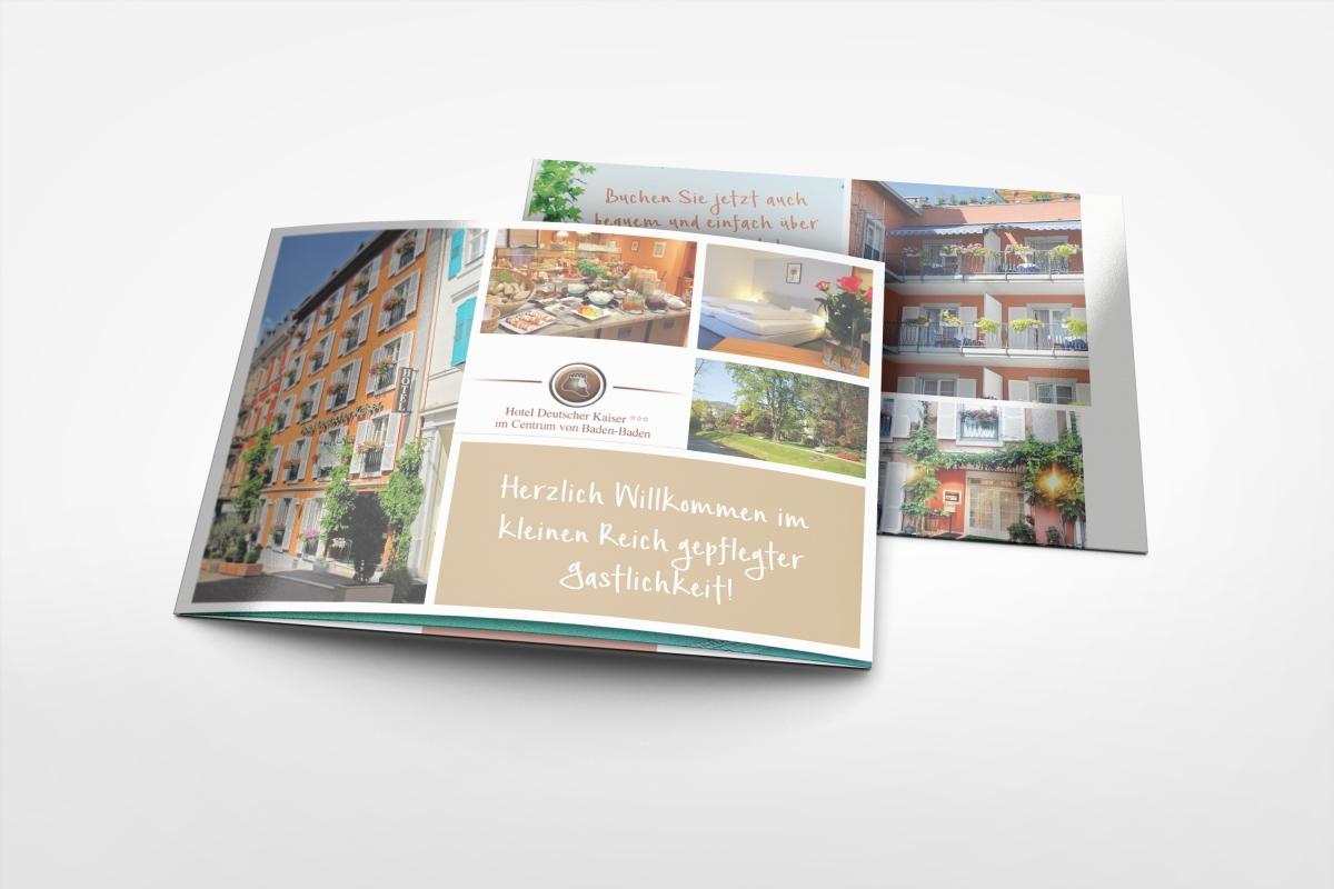Frühling in Baden-Baden – Hotel Deutscher Kaiser