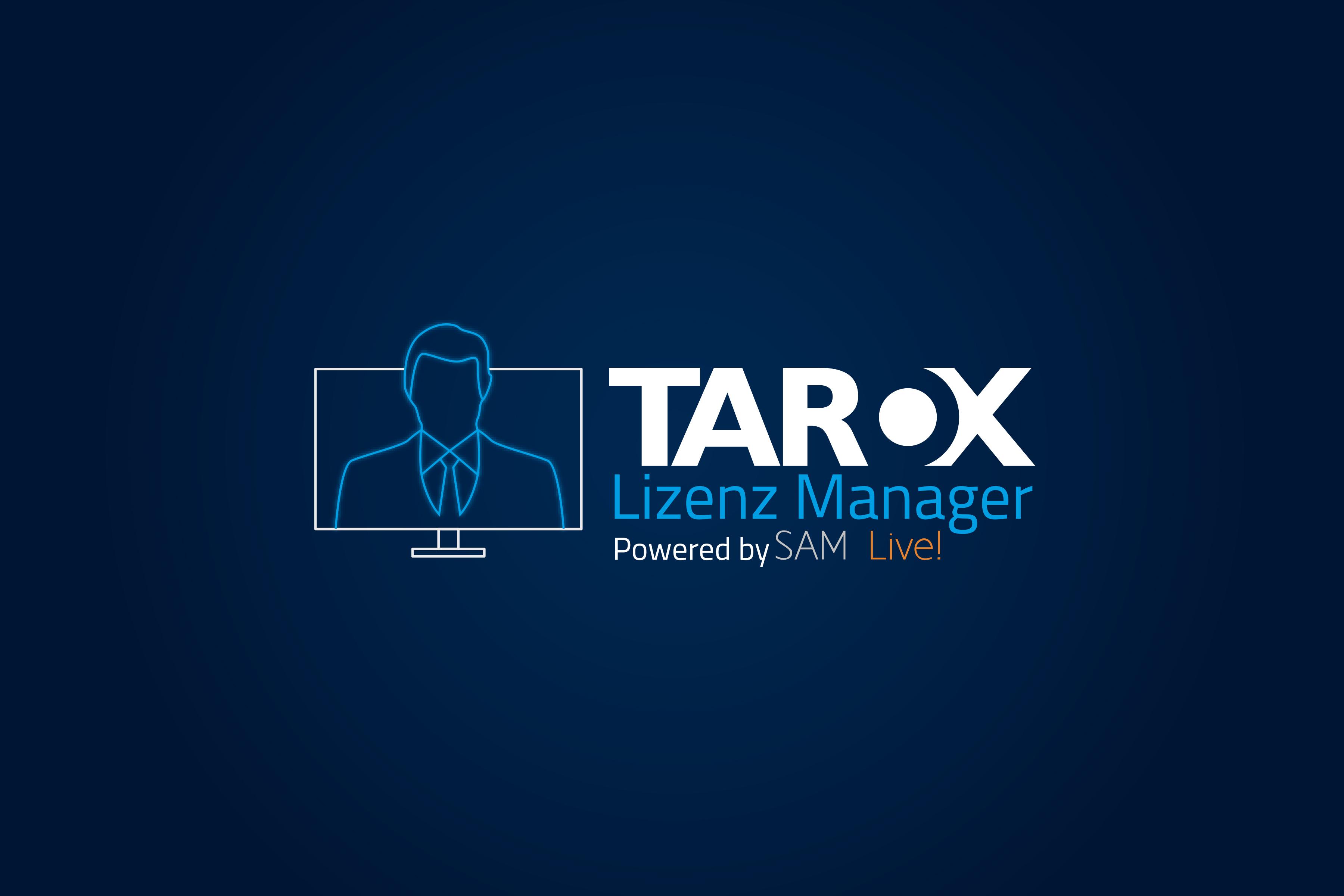 TAROX Lizenz-Manager