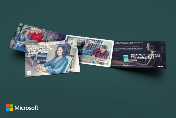 <strong>Microsoft Home-Story – Das Surface Book 2!<span>Microsoft Deutschland GmbH, TAROX AG</span></strong><i>→</i>