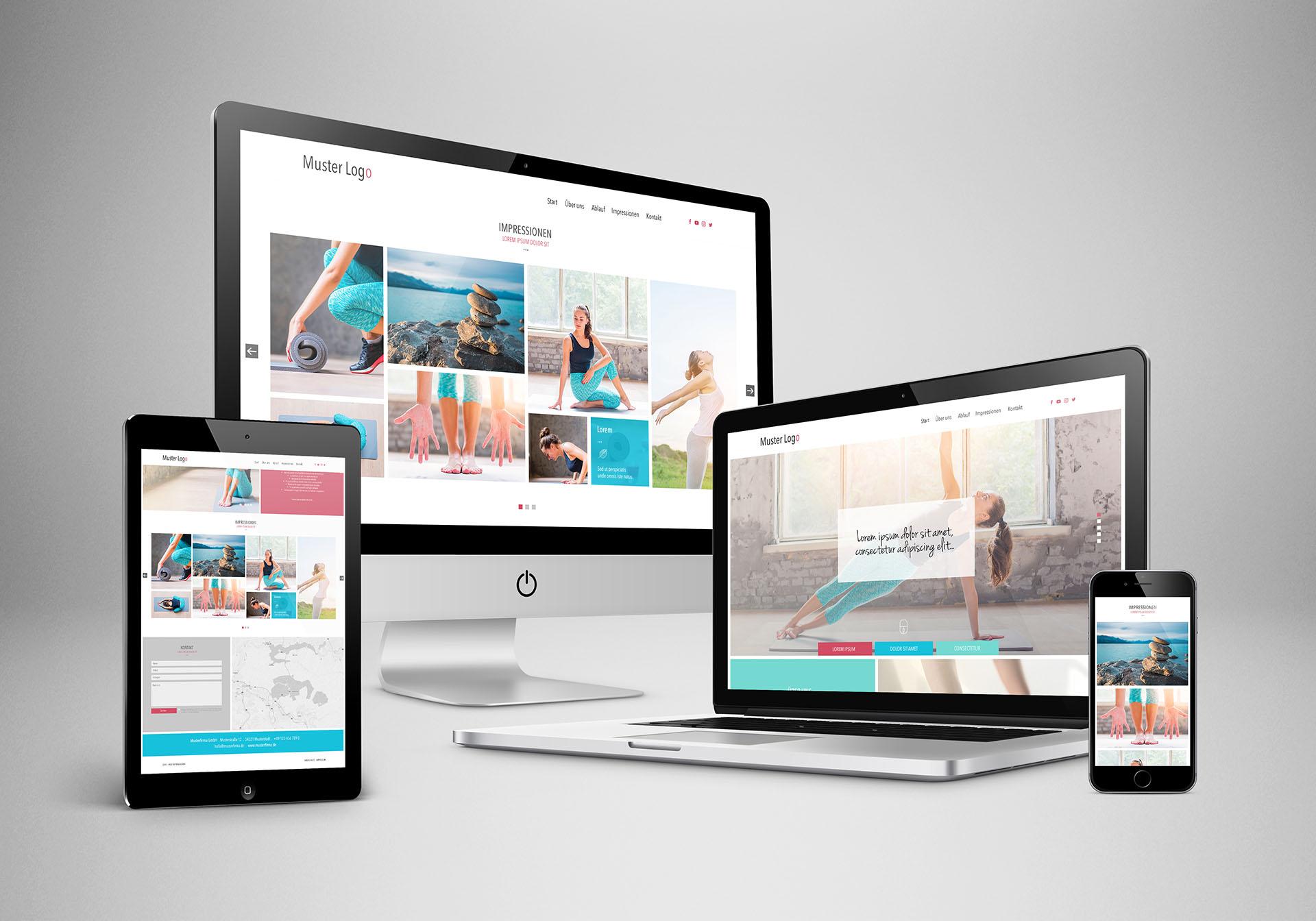 """<strong>Web Paket """"Lifestyle""""<span>Ihr professioneller, perfekter Auftritt in der digitalen Welt.</span></strong><i>→</i>"""