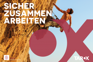 <strong>Neues Corporate Design für TAROX<span>TAROX AG</span></strong><i>→</i>