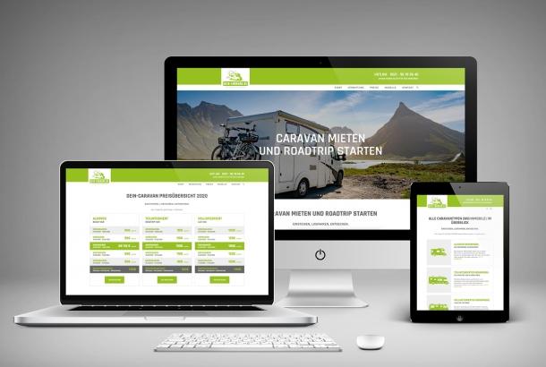 <strong>Marke & Website DEIN-CARAVEN.de<span>Dein Caravan GmbH</span></strong><i>→</i>